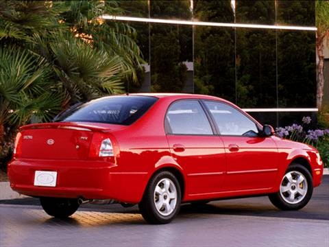 2002 Kia Spectra Gs Hatchback 4d Pictures And Videos