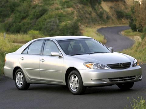 2002 Toyota Camry LE Sedan 4D  photo