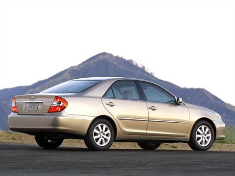 2002 toyota camry xle sedan 4d pictures and videos. Black Bedroom Furniture Sets. Home Design Ideas