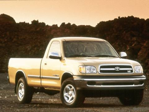 2002 Toyota Tundra Regular Cab Long Bed  photo