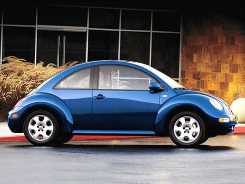 2001 volkswagen new beetle kelley blue book autos post. Black Bedroom Furniture Sets. Home Design Ideas