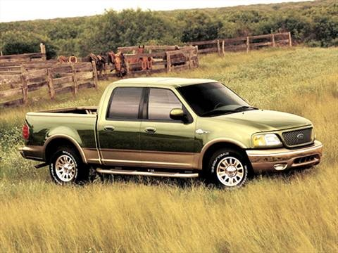 2003 ford f150 supercrew cab king ranch pickup 4d 5 1 2 ft pictures and videos kelley blue book. Black Bedroom Furniture Sets. Home Design Ideas