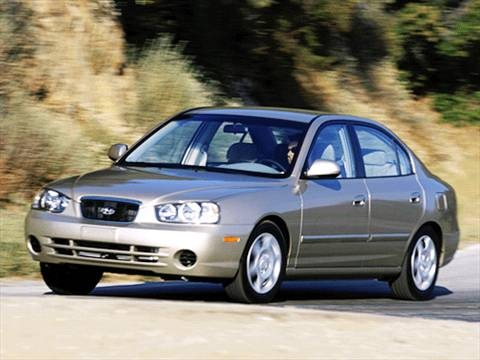 2003 Hyundai Elantra Kbb Autos Post