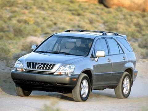 2003 Lexus RX RX 300 Sport Utility 4D  photo