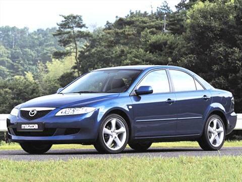 2003 Mazda MAZDA6 i Sedan 4D  photo