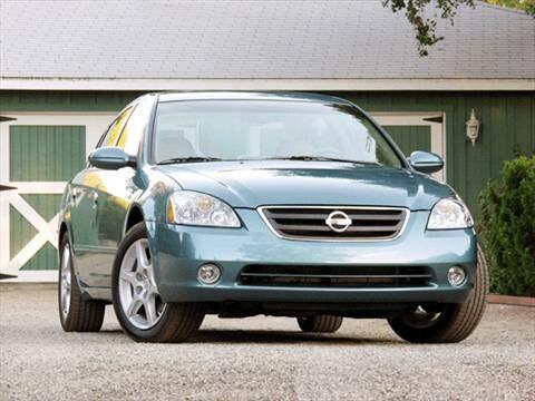 2003 Nissan Altima 2.5 Sedan 4D  photo