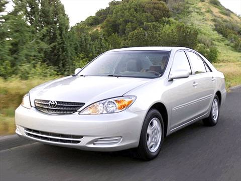 2003 Toyota Camry LE Sedan 4D  photo