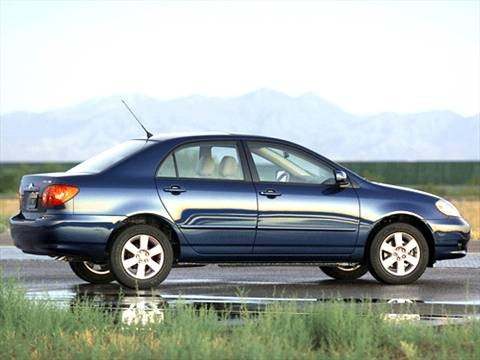 2003 toyota corolla le sedan 4d pictures and videos