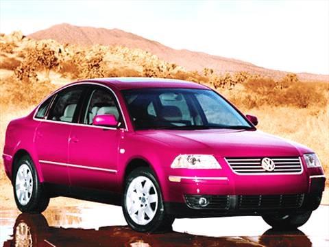 2003 Volkswagen Passat GLX Sedan 4D Pictures and Videos - Kelley Blue Book