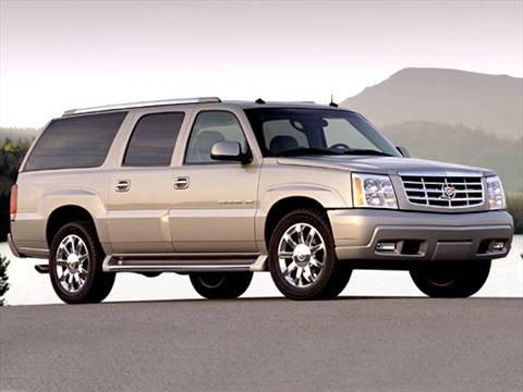 2004 Cadillac Escalade ESV Sport Utility 4D  photo
