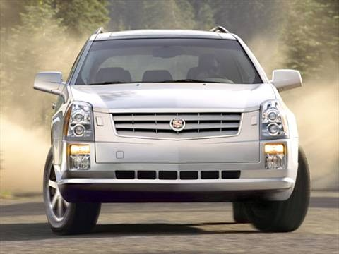 2004 Cadillac SRX Sport Utility 4D  photo