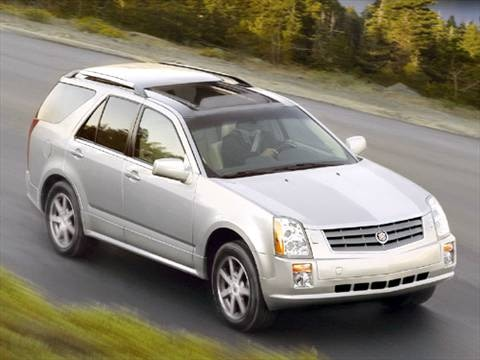 2004 Cadillac SRX Sport Utility 4D Pictures and Videos - Kelley Blue Book