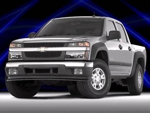 2004 Chevrolet Colorado Crew Cab LS Pickup 4D 5 1/4 ft  photo
