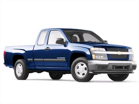 2004 chevrolet colorado extended cab pickup 4d 6 ft pictures and videos kelley blue book. Black Bedroom Furniture Sets. Home Design Ideas