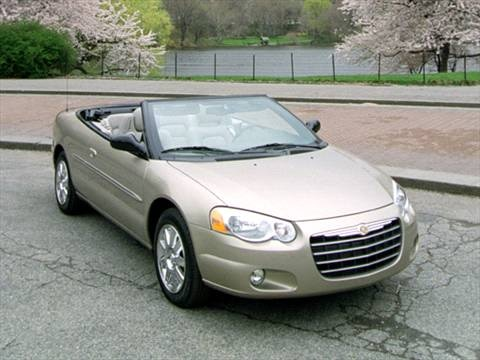 2004 Chrysler Sebring LX Convertible 2D  photo