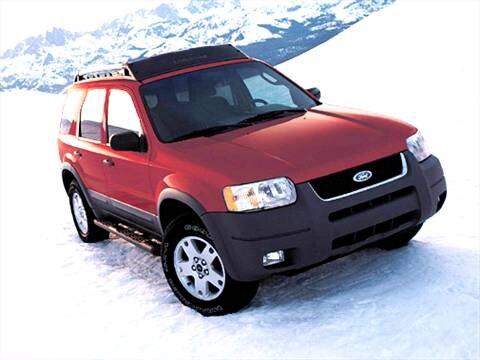 2004 Ford Escape XLS Sport Utility 4D  photo