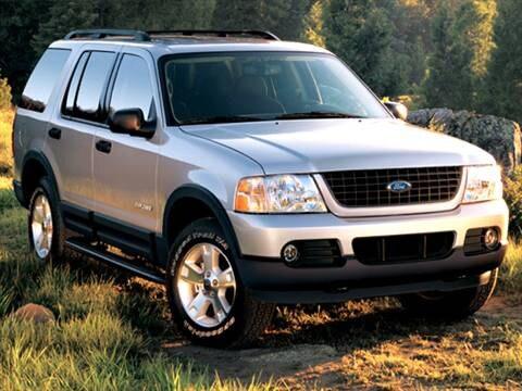 2004 Ford Explorer XLS Sport Utility 4D  photo