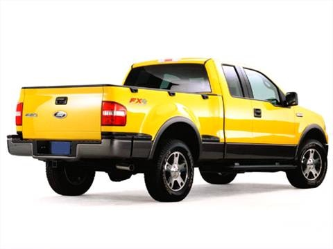 2004 ford f150 super cab fx4 pickup 4d 5 1 2 ft pictures. Black Bedroom Furniture Sets. Home Design Ideas