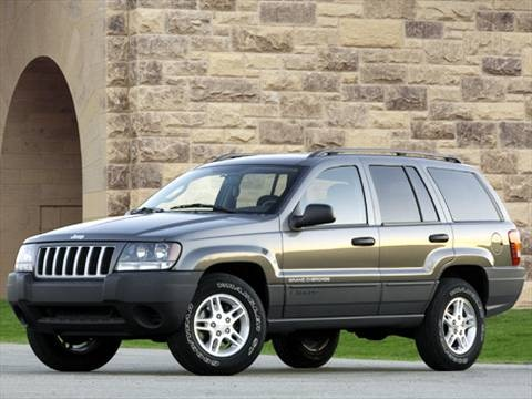 2004 Jeep Grand Cherokee Laredo Sport Utility 4D  photo