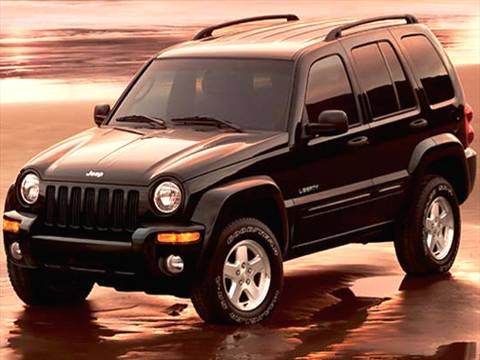 2004 jeep liberty limited edition sport utility 4d. Black Bedroom Furniture Sets. Home Design Ideas