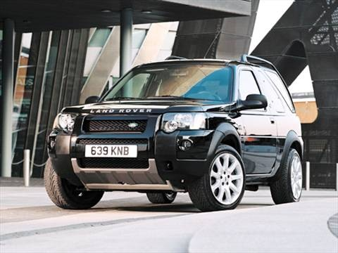 2004 land rover freelander se sport utility 4d pictures. Black Bedroom Furniture Sets. Home Design Ideas