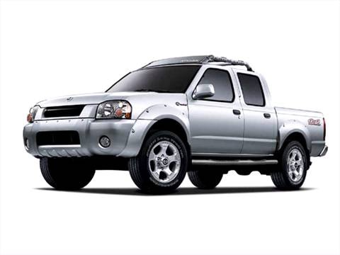 2004 Nissan Frontier Crew Cab XE Pickup 4D 4 1/2 ft  photo