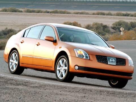 2004 Nissan Maxima SE Sedan 4D  photo
