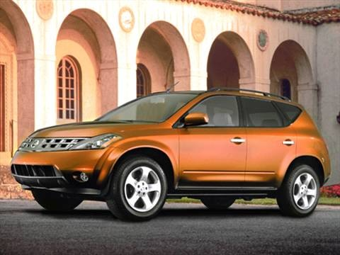 2004 Nissan Murano SL Sport Utility 4D  photo
