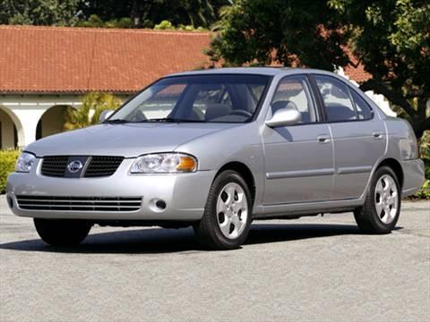 2004 Nissan Sentra Sedan 4D  photo