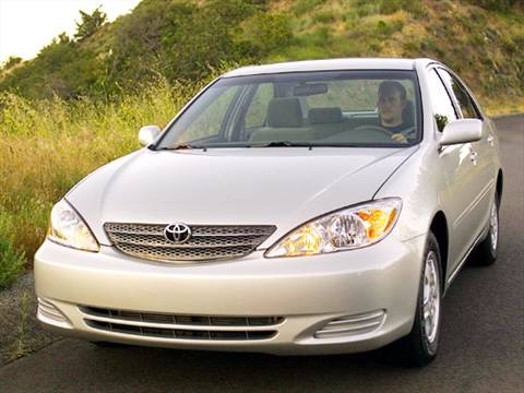 2004 Toyota Camry Sedan 4D  photo