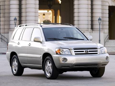 2004 Toyota Highlander Sport Utility 4D  photo