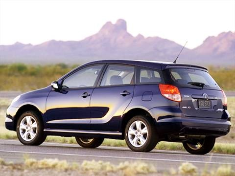 2004 toyota matrix xr sport wagon 4d pictures and videos kelley blue