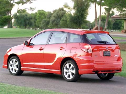 2004 toyota matrix xrs sport wagon 4d pictures and videos kelley blue book. Black Bedroom Furniture Sets. Home Design Ideas
