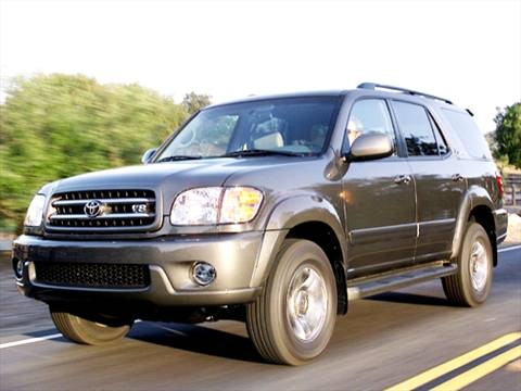 2004 Toyota Sequoia SR5 Sport Utility 4D  photo