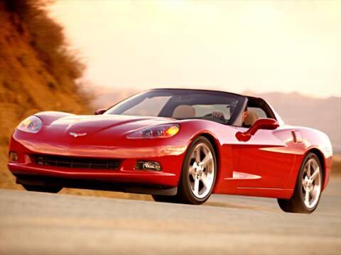 2005 Chevrolet Corvette Coupe 2D  photo