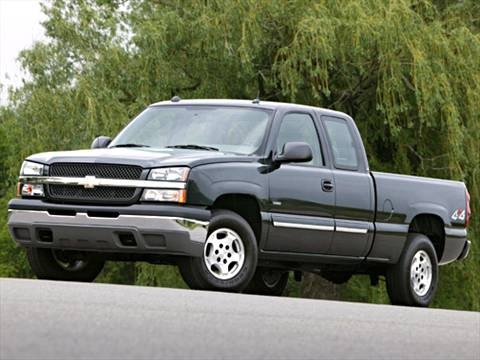 2005 Chevrolet Silverado 1500 Extended Cab Work Truck Pickup 4D 6 1/2 ft  photo