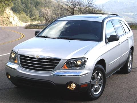 2005 chrysler pacifica touring minivan 4d pictures and videos kelley blue book. Black Bedroom Furniture Sets. Home Design Ideas