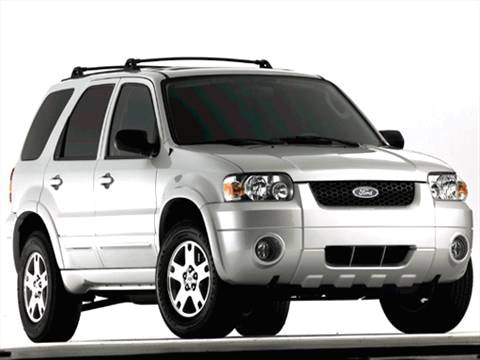 2005 ford escape xls sport utility 4d pictures and videos. Black Bedroom Furniture Sets. Home Design Ideas