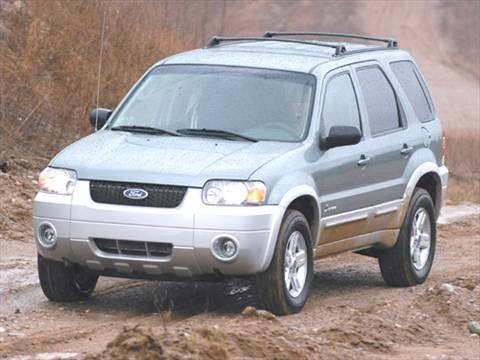 2005 Ford Escape Hybrid Sport Utility 4D  photo