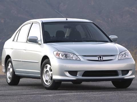 2005 Honda Civic Hybrid Sedan 4D  photo