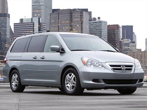 2005 Honda Odyssey LX Minivan 4D  photo