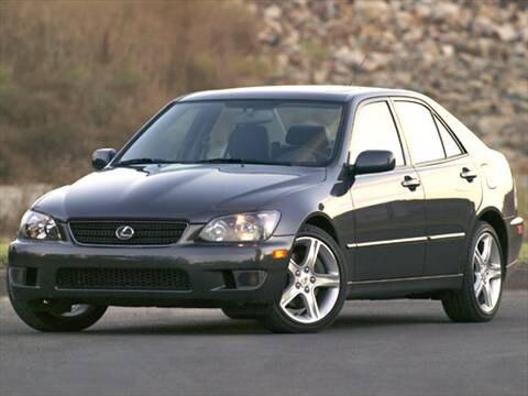 2005 Lexus IS IS 300 Sedan 4D  photo