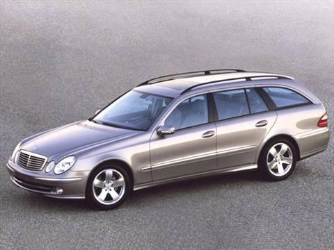 2005 mercedes benz e class e500 4matic wagon 4d pictures for 2005 mercedes benz e class e500