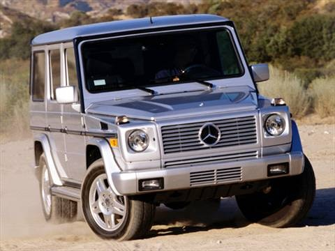 2005 Mercedes-Benz G-Class G500 Sport Utility 4D  photo