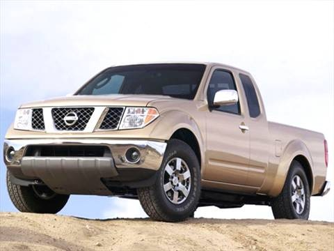 2005 Nissan Frontier King Cab XE Pickup 2D 6 ft  photo