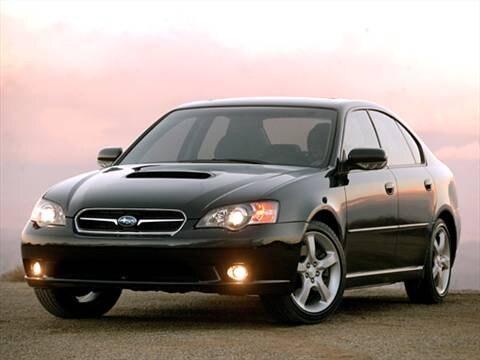 2005 Subaru Legacy 2.5i Sedan 4D  photo