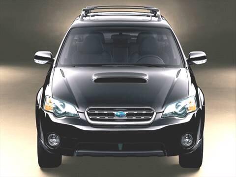 2005 Subaru Outback 2.5i Limited Wagon 4D  photo
