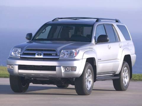 2005 Toyota 4Runner SR5 Sport Utility 4D  photo