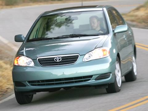 2005 toyota corolla ce sedan 4d pictures and videos kelley blue book. Black Bedroom Furniture Sets. Home Design Ideas