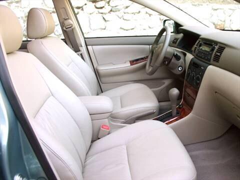 2005 Toyota Corolla CE Sedan 4D  photo
